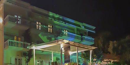 Bar på Hotel Valtos Ionion i Parga, Grækenland.