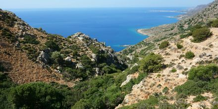 Vandrerejser i Grækenland