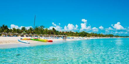 Stranden i Varadero, Cuba.