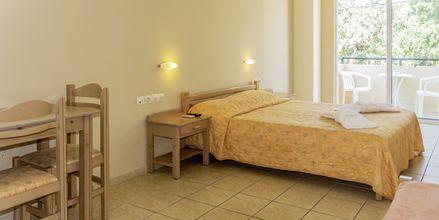 1-værelses lejlighed på Hotel Varvara's Diamond på Kreta, Grækenland.