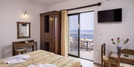 2-værelses lejlighed på Hotel Veli i Kato Stalos på Kreta, Grekland.