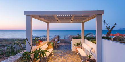 Hotel Veli i Kato Stalos på Kreta, Grekland.