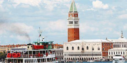 Dogepaladset i Venedig, Italien.