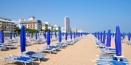 Strand, Italien.