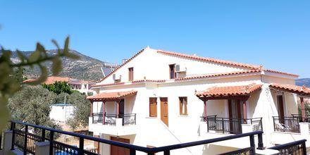 Hotel Veronica Beach i Votsalakia på Samos, Grækenland.