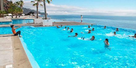 Holdtræning på VIDAMAR Resorts Madeira på Madeira, Portugal.