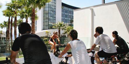 Cykling på VIDAMAR Resorts Madeira på Madeira, Portugal.