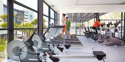 Fitnessfaciliteter på VIDAMAR Resorts Madeira på Madeira, Portugal.