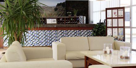 Reception på Hotel Vigilia Park i Los Gigantes på Tenerife, De Kanariske Øer.