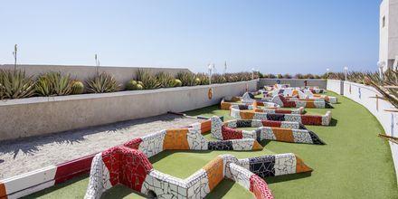 Minigolf på Hotel Vigilia Park i Los Gigantes på Tenerife, De Kanariske Øer.