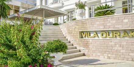 Hotel Vila Duraku i Saranda i Albanien.