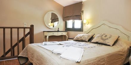 2-værelses lejlighed i etage på Villa Anastasia i Achladies på Skiathos.