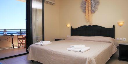 3-værelses lejlighed med 2 ord. senge på Villa Anastasia i Achladies på Skiathos.