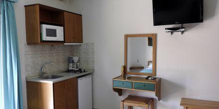 1-værelses lejlighed på Hotel Villa Andreas i Ammoudia, Grækenland.