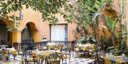 Restaurant Veracruz på Villa Cortés i Playa de las Americas, Tenerife