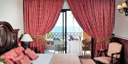 Dobbeltværelser på hotel Villa Cortes i Playa de las Americas