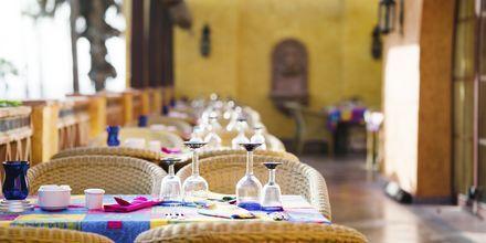 Restaurant Pancho Villa på Villa Cortés i Playa de las Americas, Tenerife