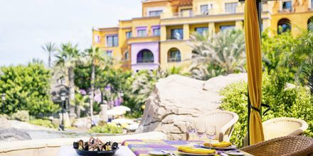 restaurant Sirena på hotel Villa Cortes i Playa de las Americas