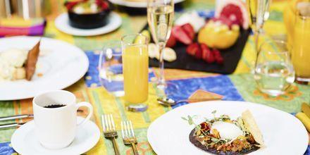 Restaurant Sirena på Villa Cortés i Playa de las Americas, Tenerife