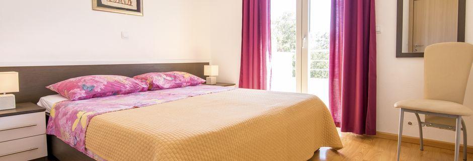 3-værelses lejlighed på Villa Marinero i Makarska, Kroatien.