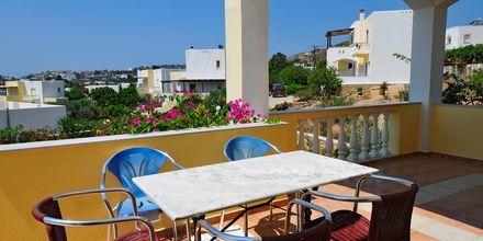 Hotel Villa Ostria på Leros, Grækenland.