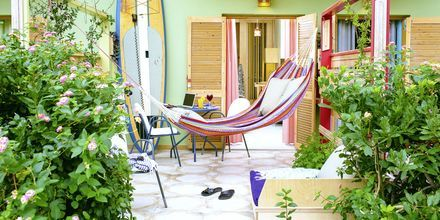 1-værelses lejlighed Deluxe på Villa Rossa Area Boutique Beach Resort i Parga, Grækenland.