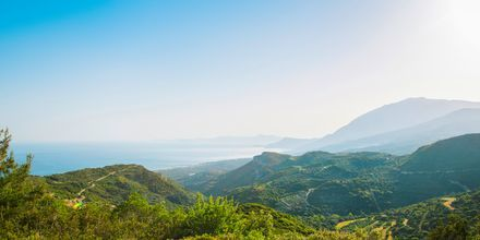 Votsalakia på Samos, Grækenland.