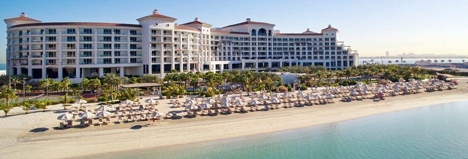 Smukke Waldorf Astoria Dubai Palm Jumeirah i Dubai.