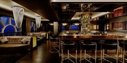 Baren 17 på Waldorf Astoria Ras Al Khaimah