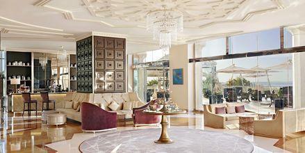 Camelia Tea Lounge på Waldorf Astoria Ras Al Khaimah