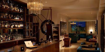 Cigarbar på Waldorf Astoria Ras Al Khaimah