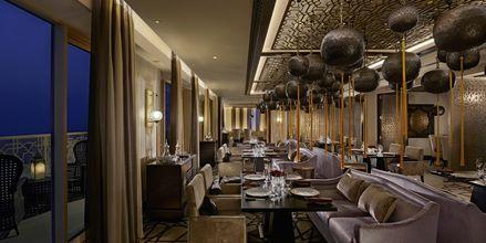 Restaurant Marjan på Waldorf Astoria Ras Al Khaimah