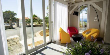 Reception på Waterman Beach Village Bungalow, Brac, Kroatien.