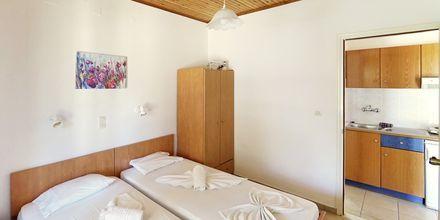 2-værelses lejligheder på Hotel White Rock, Samos i Grækenland.