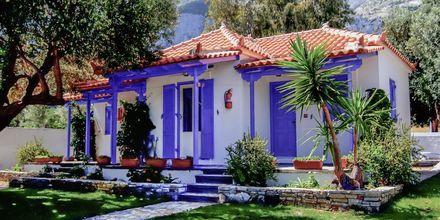 Hotel White Rock, Samos i Grækenland.
