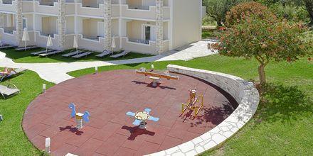 Legeplads på hotel Windmill i Argassi, Zakynthos.