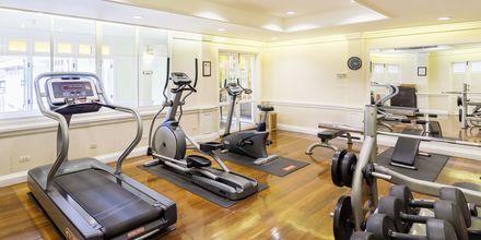 Fitnessrum på Wora Bura Hua Hin Resort & Spa
