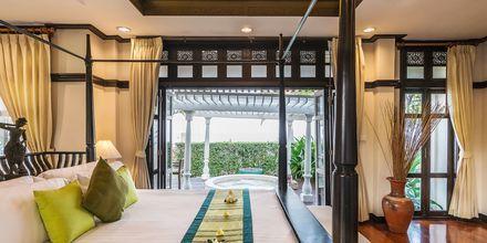 2-værelses villa på Wora Bura Hua Hin Resort & Spa, Thailand.