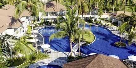 Poolområde på hotel X10 Khao Lak