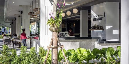 Buffetrestaurant på hotel X10 Khao Lak