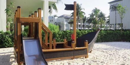 Legeplads på hotel X10 Khao Lak