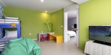 Familie-værelser på hotel X10 Khao Lak