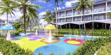 Lille vandland på hotel X10 Khao Lak