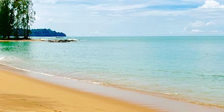 Stranden ved hotel X10 Khao Lak
