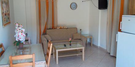 1-værelses lejlighed på Hotel Yallos i Lefkos på Karpathos, Grækenland.