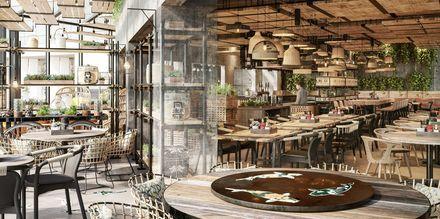 Restaurant Lah Lah på Hotel Zabeel House by Jumeirah The Greens i Dubai.