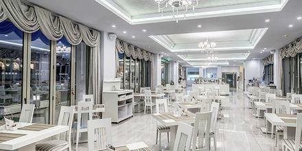 Restauranten på Zante Park Resort & Spa, Zakynthos, Grækenland.