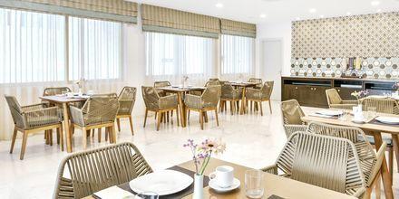 Restaurant på Hotel Zephyros på Kalymnos, Grækenland