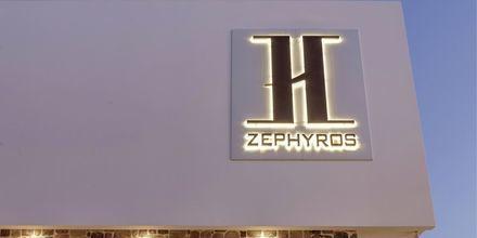 Hotel Zephyros på Kalymnos, Grækenland